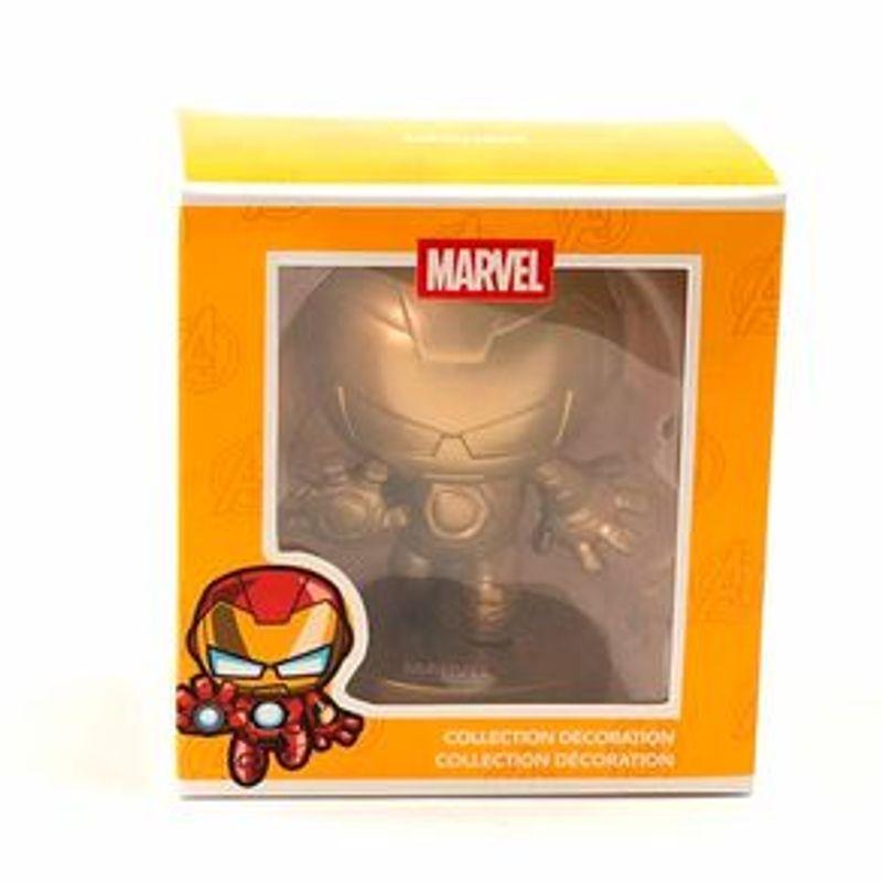 Figura-Marvel-Iron-Man-De-Colecci-n-Serie-Dorada-10-x-6-cm-2-2794