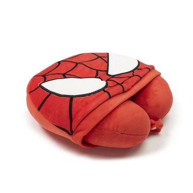 Almohada Para Viaje Marvel Spiderman En Forma De U Con Capucha