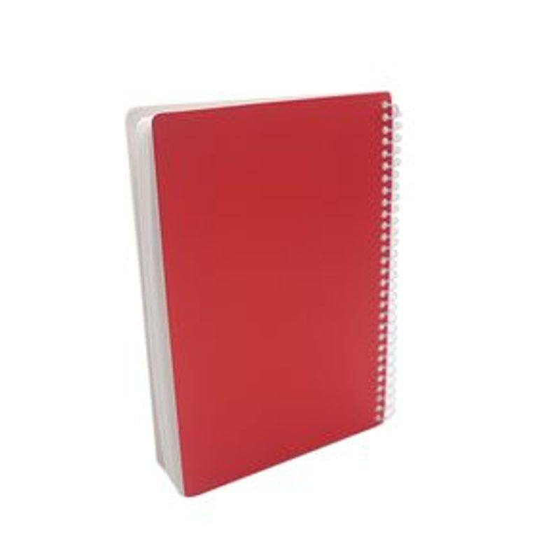 Libreta-Xico-Series-Xico-L-neas-Con-Espiral-Rojo-La-21-x-An-15-3-x-Al-1-8-cm-0-188-G-Papeler-a-160-Hojas-2-5476