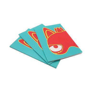 Paquete De Libretas Xico Series Xico A5 Verde Papelería 60 Hojas
