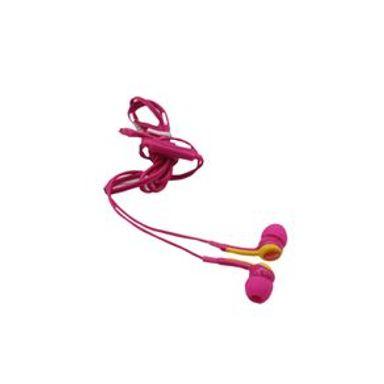 Audífonos Xico Series De Cable Rosa La 14.8  x An 4.7 x Al 3.3 cm 0.03 G Tecnología