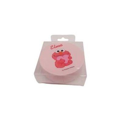 Estuche Para Lentes De Contacto Sesame Street Elmo Plástico Rosa Moda