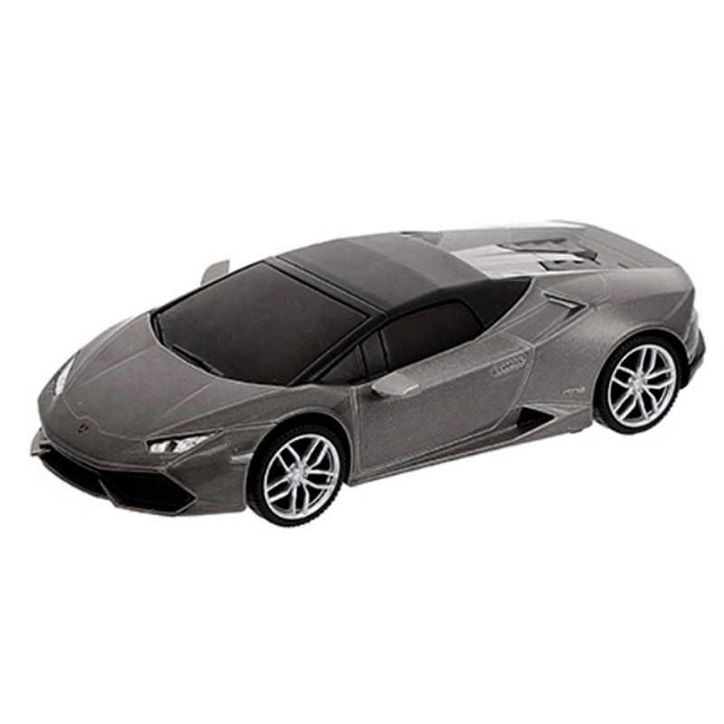 Veh-culo-A-Escala-Modelo-Lamborghini-Hurac-n-Gris-20x9-cm-4-903