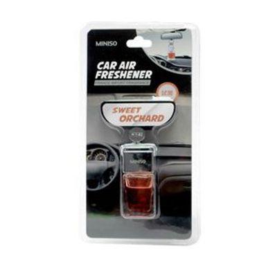 Aromatizante Para Auto Colgante Rojo 85.5 gr