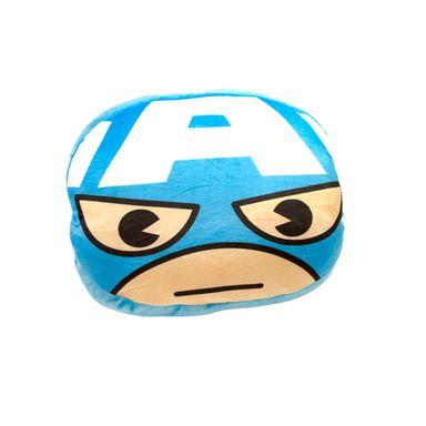 Cojín Marvel Capitán América Con Calentador De Manos