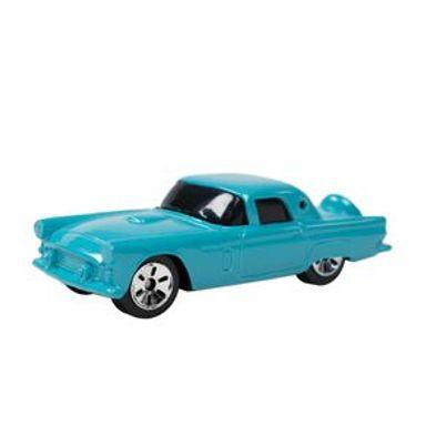 Carro De Juguete 1956 Ford Thunderbird Azul