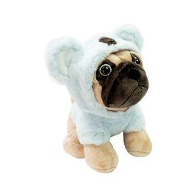 Peluche Pug Disfrazado Koala 29x26x15 cm