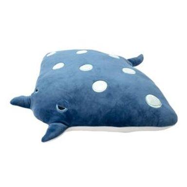 Peluche Pez Diablo Azul 57x55x10 cm