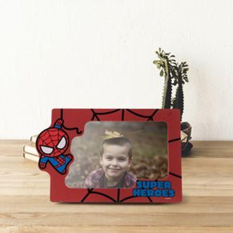 Portarretrato-Marvel-Spiderman-Madera-18-x-13-cm-2-125