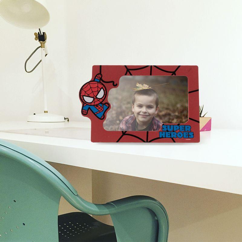 Portarretrato-Marvel-Spiderman-Madera-18-x-13-cm-3-125