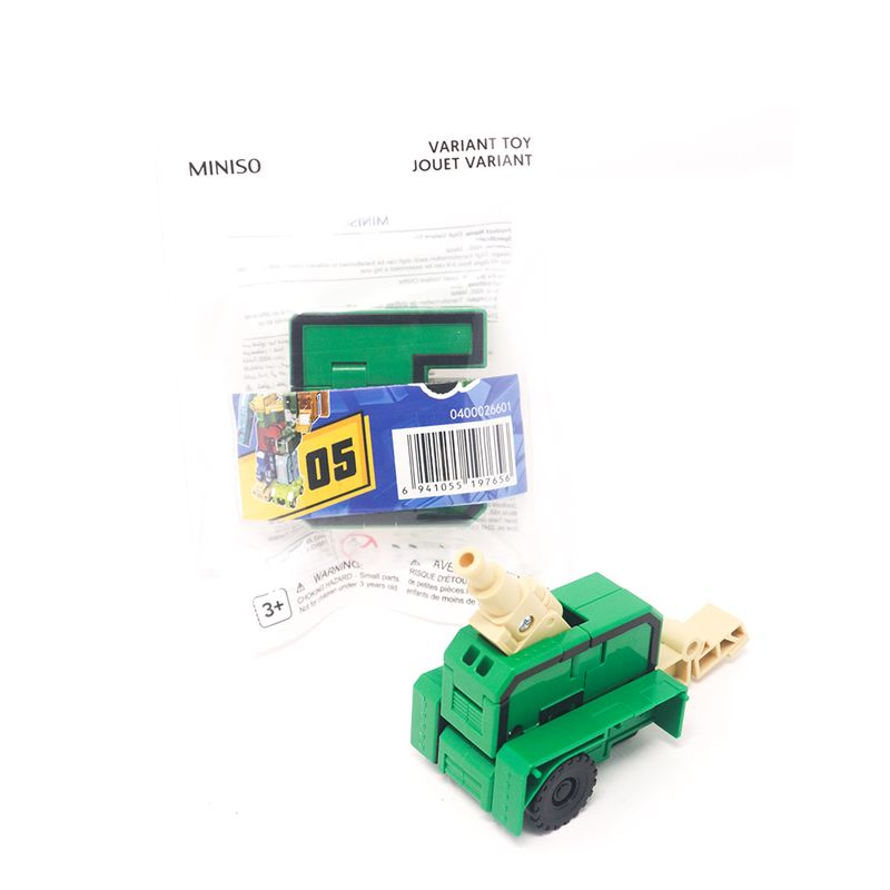 Juguete-Veh-culo-Transformable-MOD-N-mero-5-Ca-on-Pl-stico-Verde-3-5904