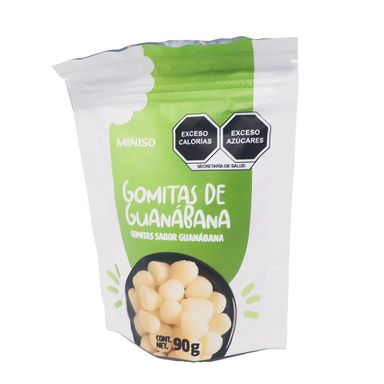 Gomitas 90 gr Guanábana