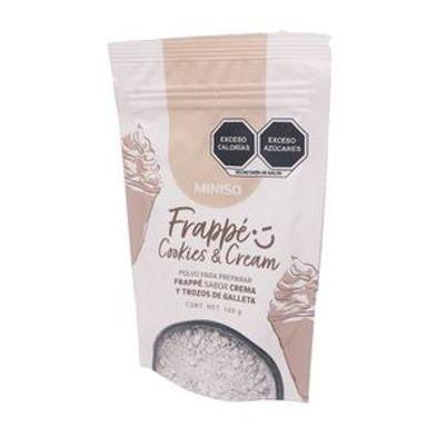 Polvo Para Frappe 100 gr Cookies & Cream