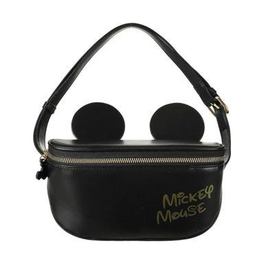Bolsa Disney Mickey Mouse Con Orejas Negro 7X18X21.5cm