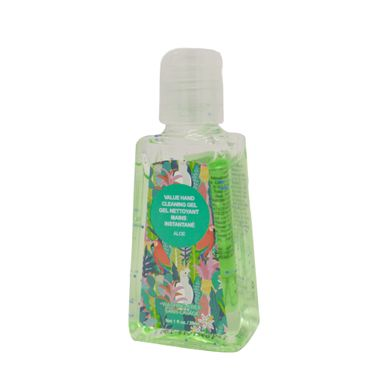 Gel Desinfectante Portátil 29 ml Aloe Vera