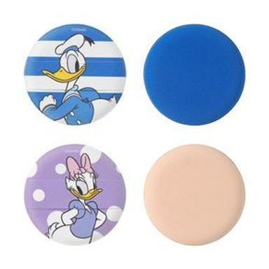 Paquete De Esponjas Para Maquillaje Disney Daisy, Donald Multicolor 4 Piezas