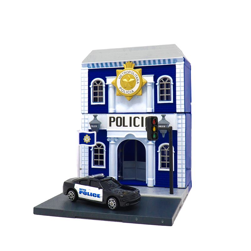 Set-De-Juguete-Estaci-n-De-Policia-Y-Carro-1-6614