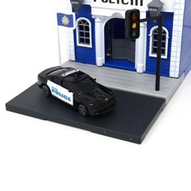 Set-De-Juguete-Estaci-n-De-Policia-Y-Carro-2-6614