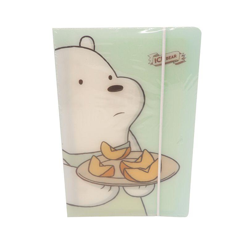 Organizador-Agenda-Con-Argolllas-We-Bare-Bears-Polar-Azul-88-Hojas-1-6712
