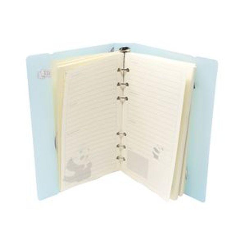 Organizador-Agenda-Con-Argolllas-We-Bare-Bears-Pardo-Verde-88-Hojas-2-6713