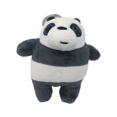 Llavero 3D We Bare Bears Panda Blanco 14CM
