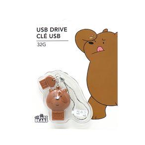 Memoria-USB-32-GB-We-Bare-Bears-Pardo-Caf-3-1X1-8X4-2CM-3-6961