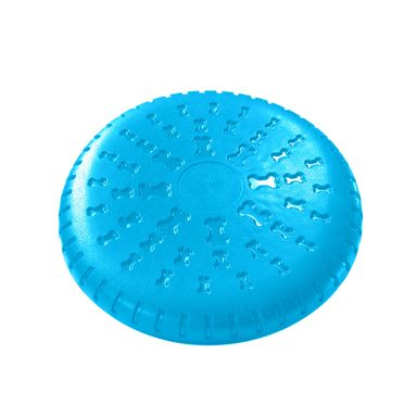 Disco Volador Para Mascota Azul