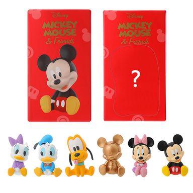 Blind Box, Caja Sorpresa Con Figura Coleccionable Disney
