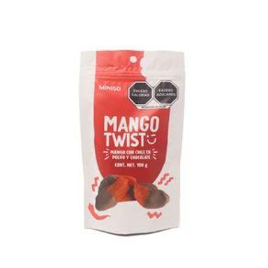 Mango Deshidratado Enchilado Cubierto Con Chocolate Enchilado Cubierto Con Chocolate 100 gr