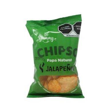 Snack Chipso 46 g Jalapeño