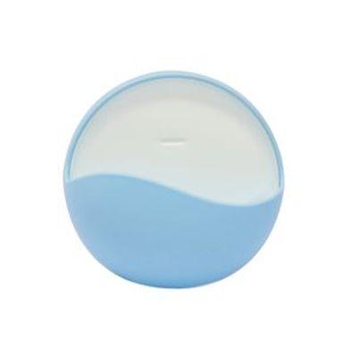 Jabonera Con Drenaje Plástico Azul