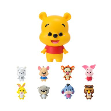 Blind Box, Caja Sopresa con Figura Winnie The Pooh