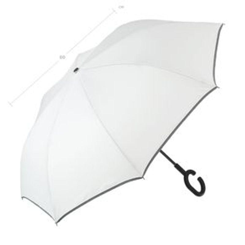 Paraguas-Plegable-Ejecutivo-De-Mango-Largo-Blanco-60-cm-3-7907