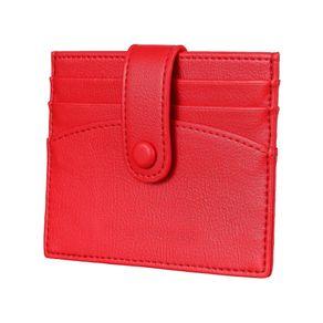 Tarjetero-Para-Mujer-Sencillo-Con-Broche-Rojo-10-8X9-7X2CM-2-7921