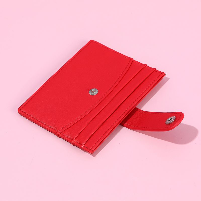 Tarjetero-Para-Mujer-Sencillo-Con-Broche-Rojo-10-8X9-7X2CM-3-7921