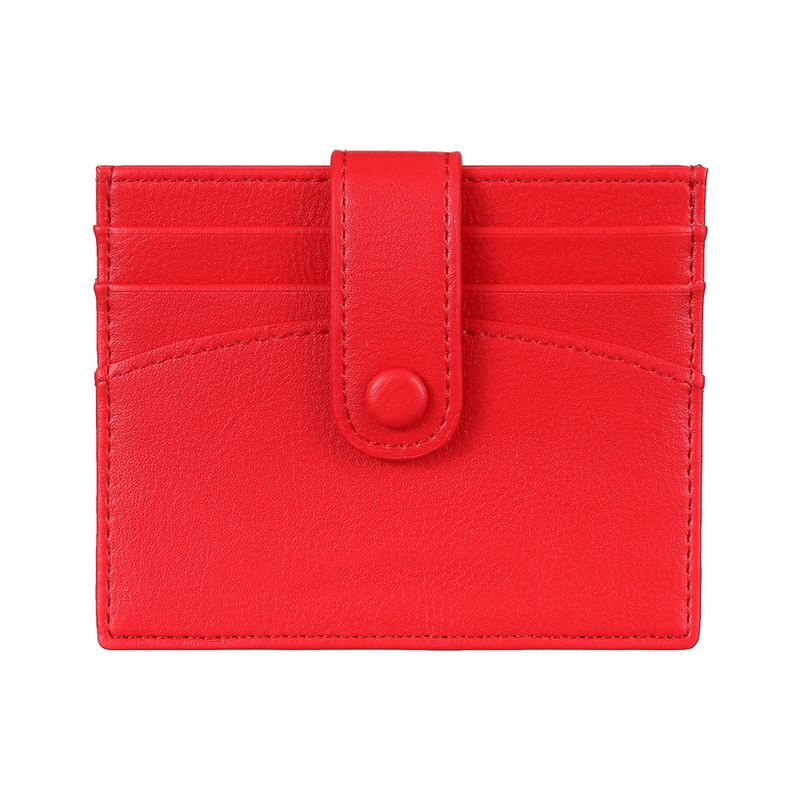 Tarjetero-Para-Mujer-Sencillo-Con-Broche-Rojo-10-8X9-7X2CM-1-7921