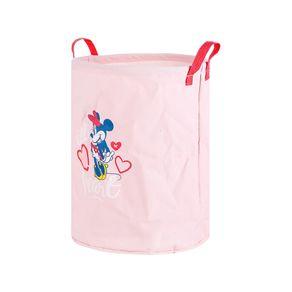 Organizador-Disney-Minnie-Mouse-Cil-ndrico-Tela-Rosa-33X40X1cm-2-6249