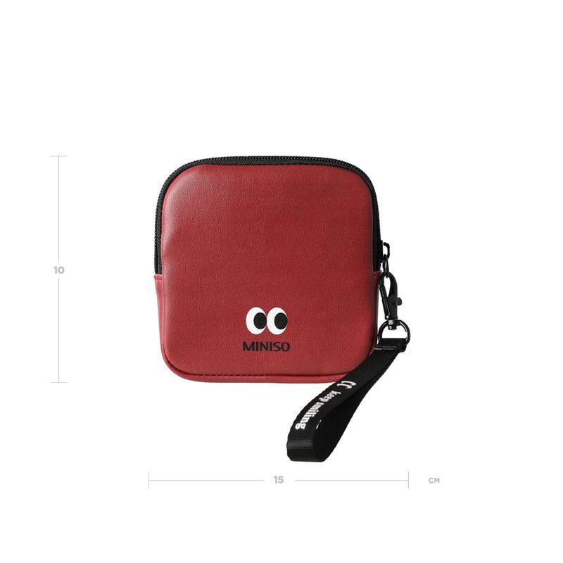 Monedero-Cuadrado-Con-Asa-Cara-Feliz-Rojo-12x12x2-5cm-5-8022