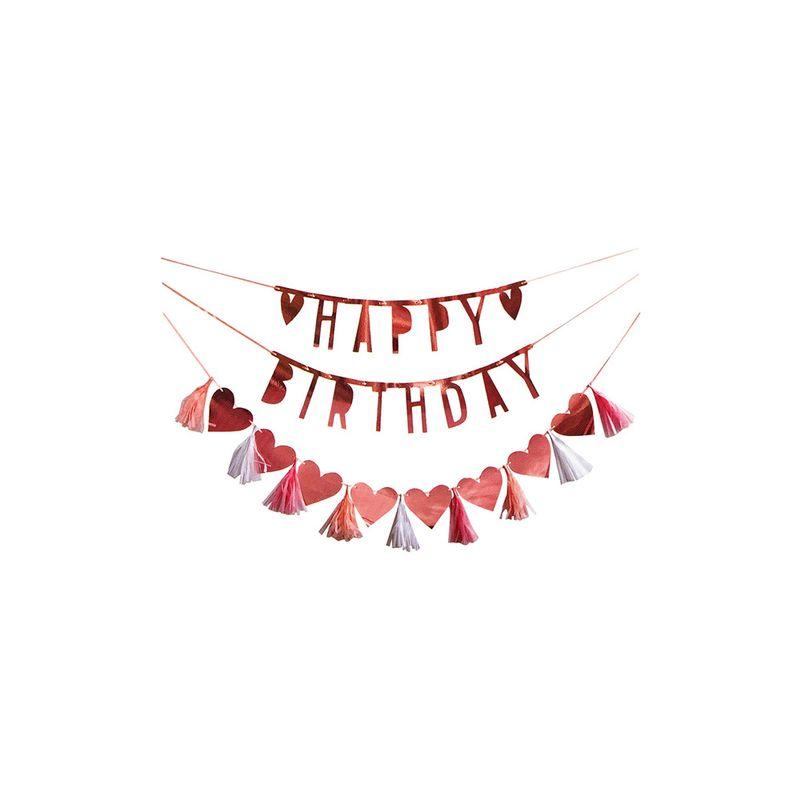 Adorno-Para-Fiesta-Con-Leyenda-de-Happy-Birthday-Rosa-Papeler-a-1-3874
