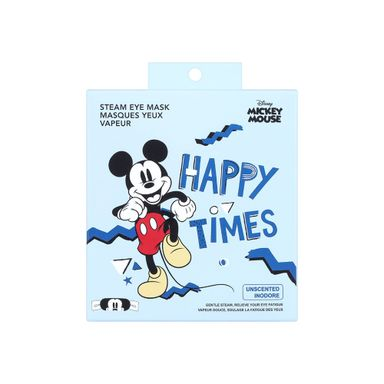 Antifaz Térmico Disney Mickey Mouse Naranja 5 Piezas