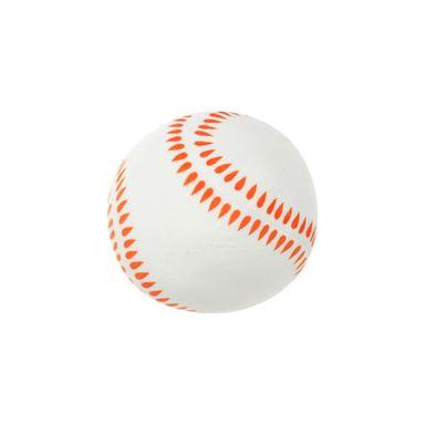 Pelota Con Campana Beisbol Peluche Blanco