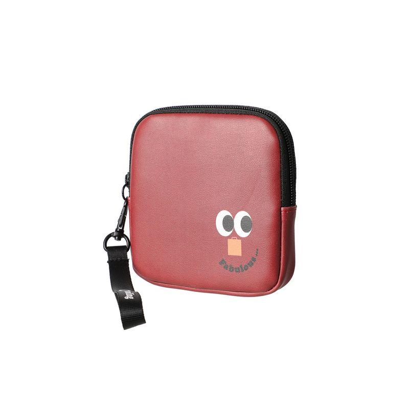 Monedero-Cuadrado-Con-Asa-Cara-Feliz-Rojo-12x12x2-5cm-1-8022