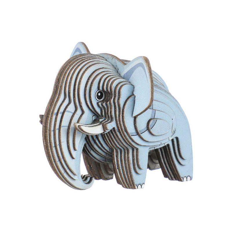 Rompecabezas-3D-Mini-Elefante-Cartulina-Gris-4-5X5-1X6-3cm-1-8077