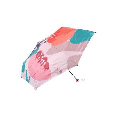 Paraguas Ligero Tulipán Rosa 21CM