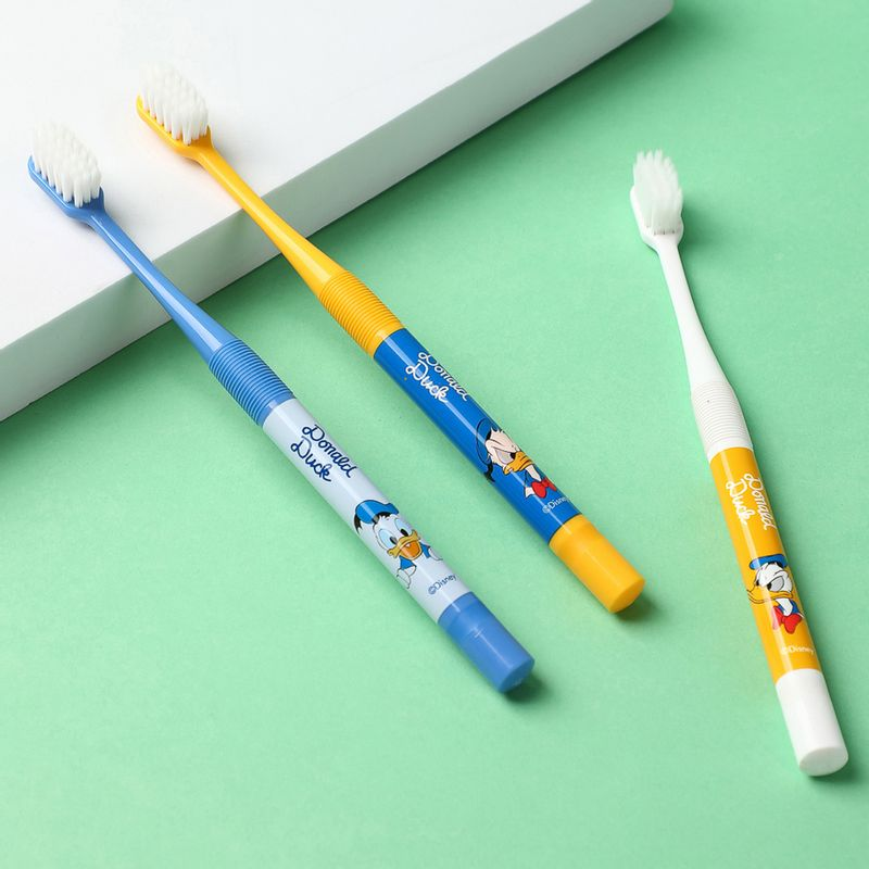 Set-De-Cepillo-Dental-Con-Cerdas-Suaves-Disney-Pato-Donald-3-Piezas-4-8170