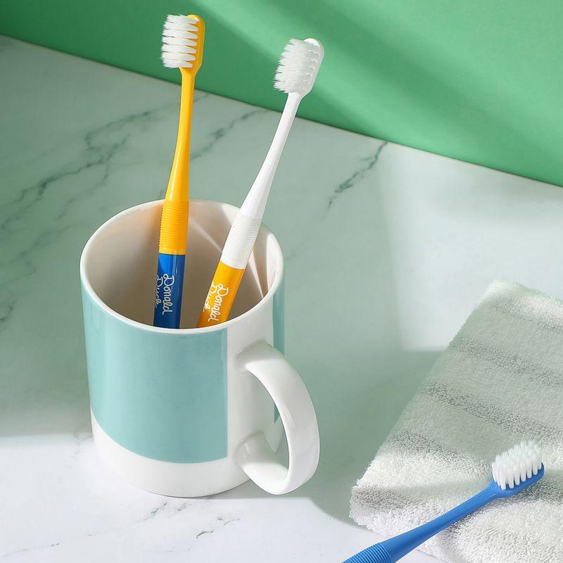 Set-De-Cepillo-Dental-Con-Cerdas-Suaves-Disney-Pato-Donald-3-Piezas-5-8170