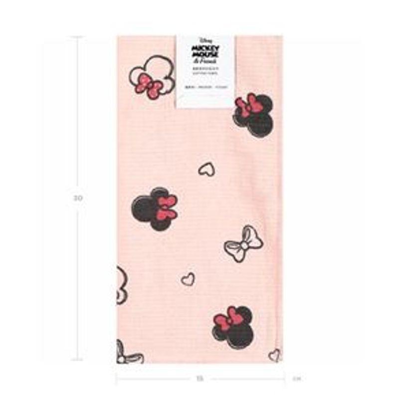 Toalla-Facial-Disney-Minnie-Mouse-Algod-n-Rosa-34X35CM-2-8178