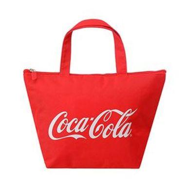 Lonchera Térmica Coca Cola Roja 32.4X21X3.6CM