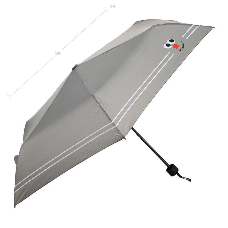 Paraguas-Plegable-Cara-Sonriente-Gris-24-CM-7-8288