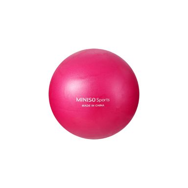 Pelota Para Pilates Mini Rosa